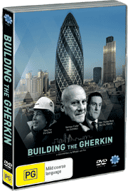 Building-the-Gherkin-3D